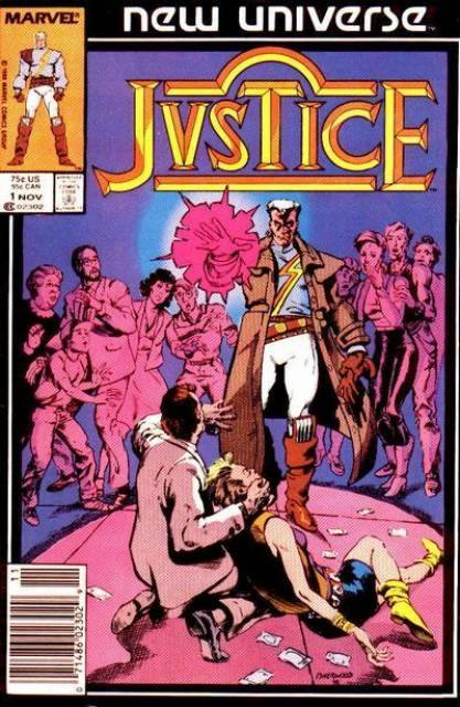 Justice (New Universe)