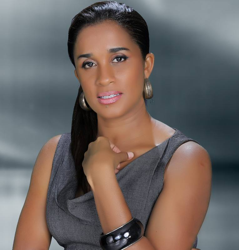 Ms. Camille Selvon Abrahams. CEO and founder of Full Circle Animation Studio and the Creative Director of the Animae Caribe Animation Festival