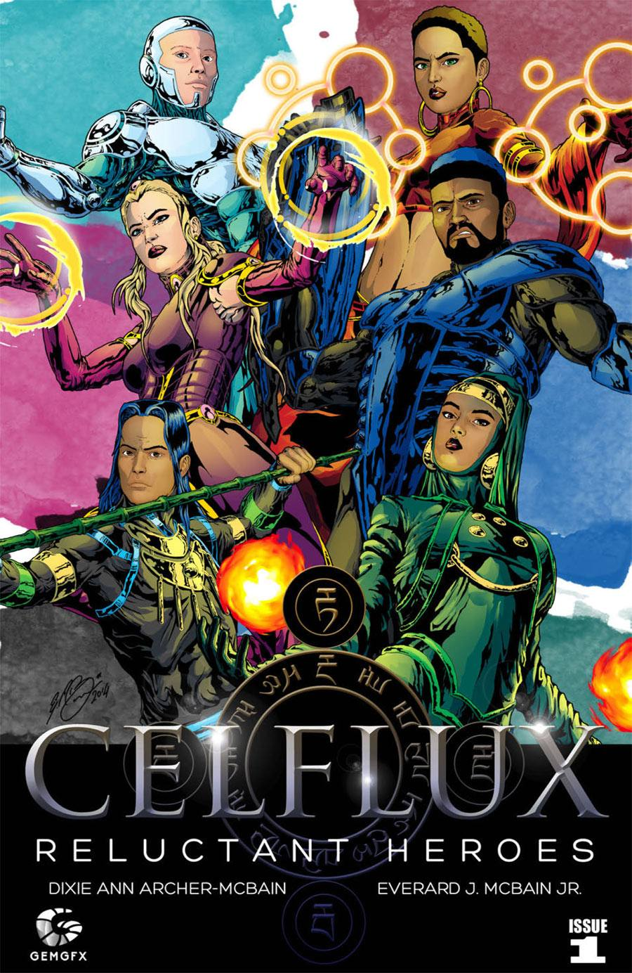 Celflux Vol I, Issue No.1