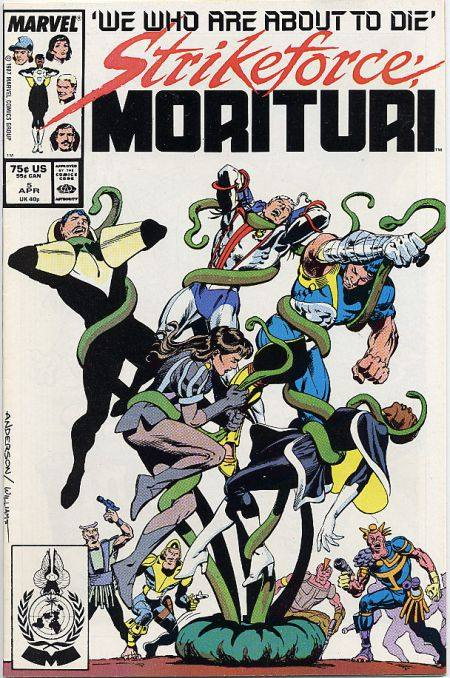 Strikeforce Morituri Issue no.5