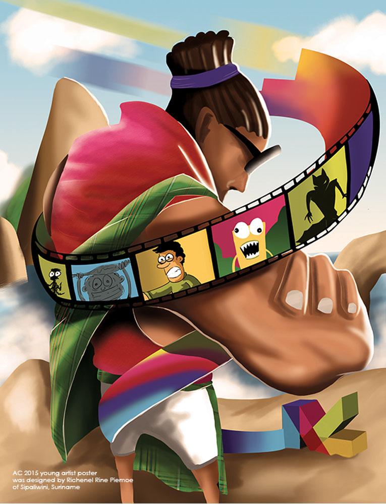 Animae-Caribe-Poster
