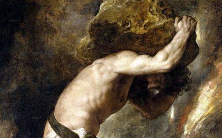 Sisyphus by Titan